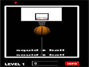 Click to Play Squid Ball
