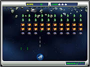 Click to Play Alien Attack Game