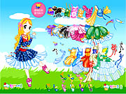Click to Play Little Sweetheart Dress Up
