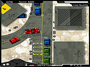 Click to Play 18 Wheeler Challenge