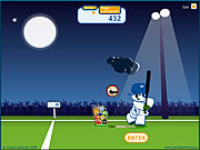 Click to Play Panda Baseball