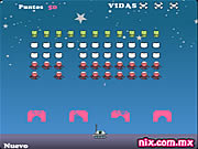 Click to Play Mau Cat Invaders