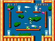 Click to Play Bubble Bobble 2