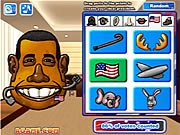 Click to Play Potato President