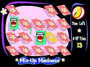 Click to Play Mix-up Madness