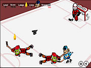 Click to Play Slapshot Mania