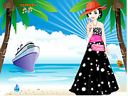 Click to Play Julissa Dress Up