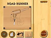 Click to Play Wood Carving Road Runner