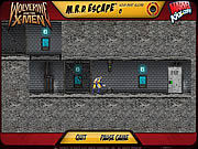 Click to Play Wolverine MRD Escape