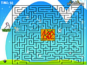 Click to Play Maze Game - Game Play 12