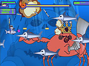 Click to Play Ultimate Crab Battle