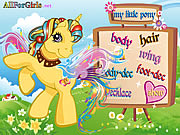 Click to Play My Little Pony