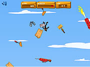 Click to Play Debris Derby