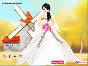Click to Play Romantic Wedding Gowns 2