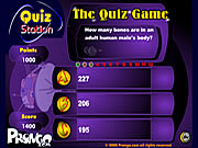 Click to Play The Quizz Game