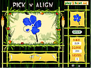 Click to Play Pick 'n' Align