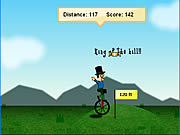 Click to Play Unicycle Madness