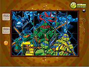 Click to Play Spin N Set - Ninja Turtle