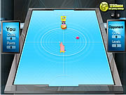 Click to Play Spongebob Squarepants - Hockey Tournament