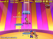 Click to Play Circus Acrobats