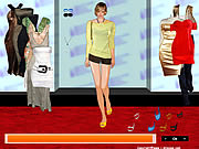 Click to Play Hilary Duff Dress up 2