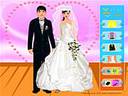 Click to Play Bride and Groom