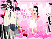 Click to Play Valentine Dress