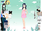Click to Play Icy Dress up