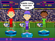 Click to Play Simon Says