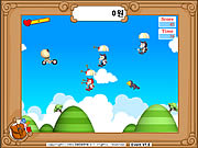 Click to Play Flying Bike