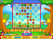 Click to Play Fruit Puzzle