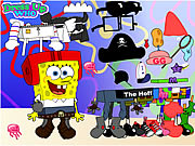 Click to Play Spongebob Dress Up