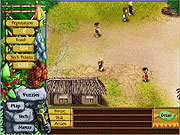 Click to Play Virtual Villagers