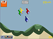 Click to Play Heli Racer