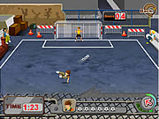 Click to Play Goal Street