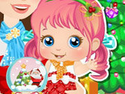 Click to Play Baby Alice Christmas