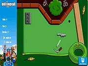 Click to Play Backyard Mini Golf