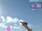 Click to Play Balloon Shooter