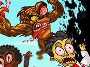 Click to Play Brainless Monkey Rampage