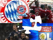 Click to Play Champions League 09-10 (FC Bayerrn Munchen - Olympique Lyonnais) Puzzle