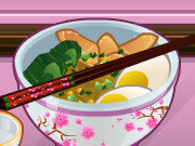 Click to Play Chef Barbie - Chicken Ramen