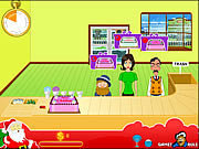 Click to Play Christmas Cake Shope