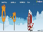 Click to Play Christmas Cannon Blast