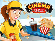 Click to Play Cinema Panic