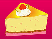 Click to Play Cooking Cheese Cake