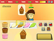 Click to Play Cupcake Frenzy