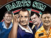 Click to Play Darts Sim
