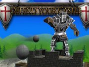 Click to Play Defend Your Castle HD