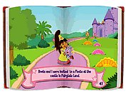 Click to Play Dora Fairytale Fiesta