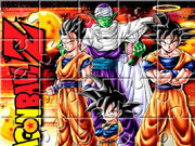 Click to Play Dragon Ball Z Jigsaw
